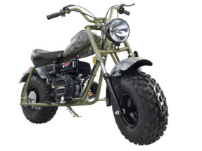 Baja MB200-GC Mini Bike