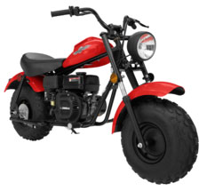 Baja MB 200 Mini Bike