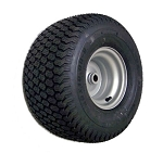 20 x 10-8 Super Turf Tire with Rim (1