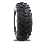 22 x 9-10 Knobby Tire with Rim