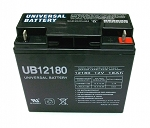 12 Volt - 18 Ah Battery (Sealed)