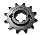Final Shaft 12T #520 Sprocket - 6 spline