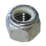 Nylon Insert Lock Nut - M12