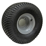 20 x 10.00-8 Superturf Tire with Rim (Metric)