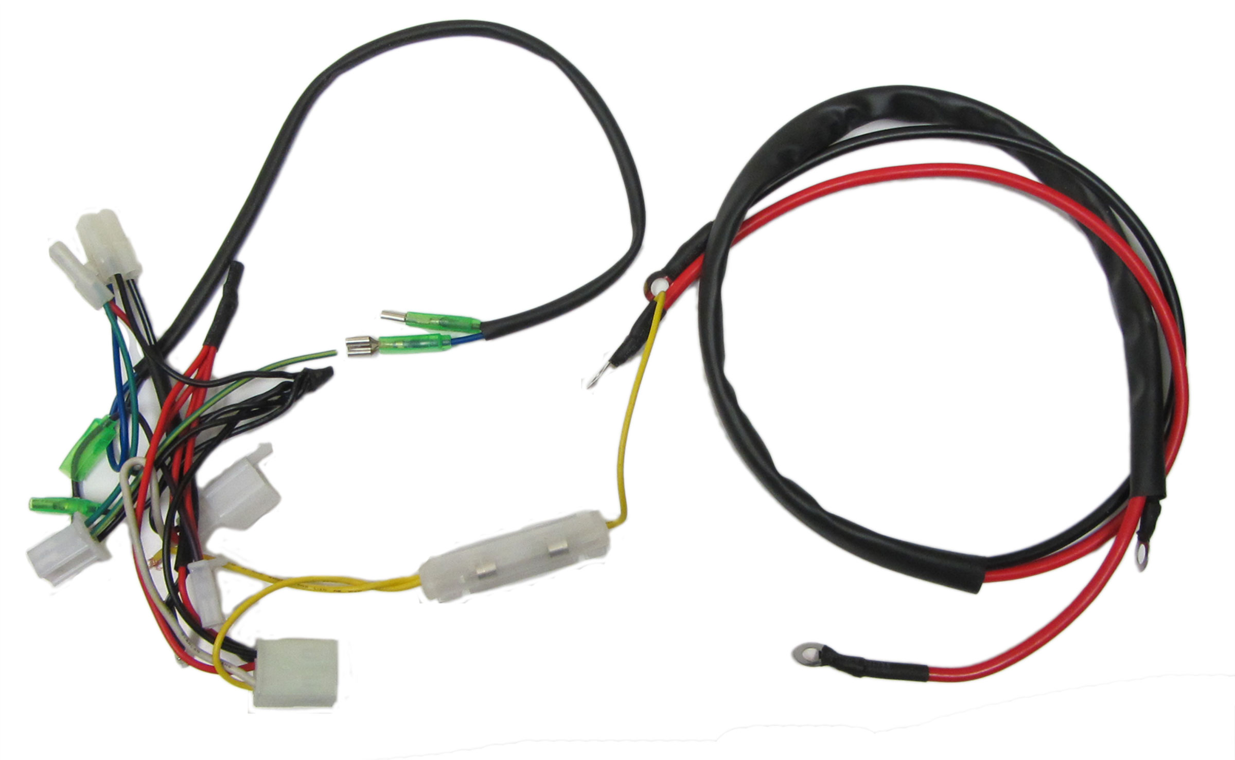 engine wiring harness for gy6 150cc engine 05711a bmi karts engine wiring harness for gy6 150cc engine 05711a bmi karts and motorocycle parts
