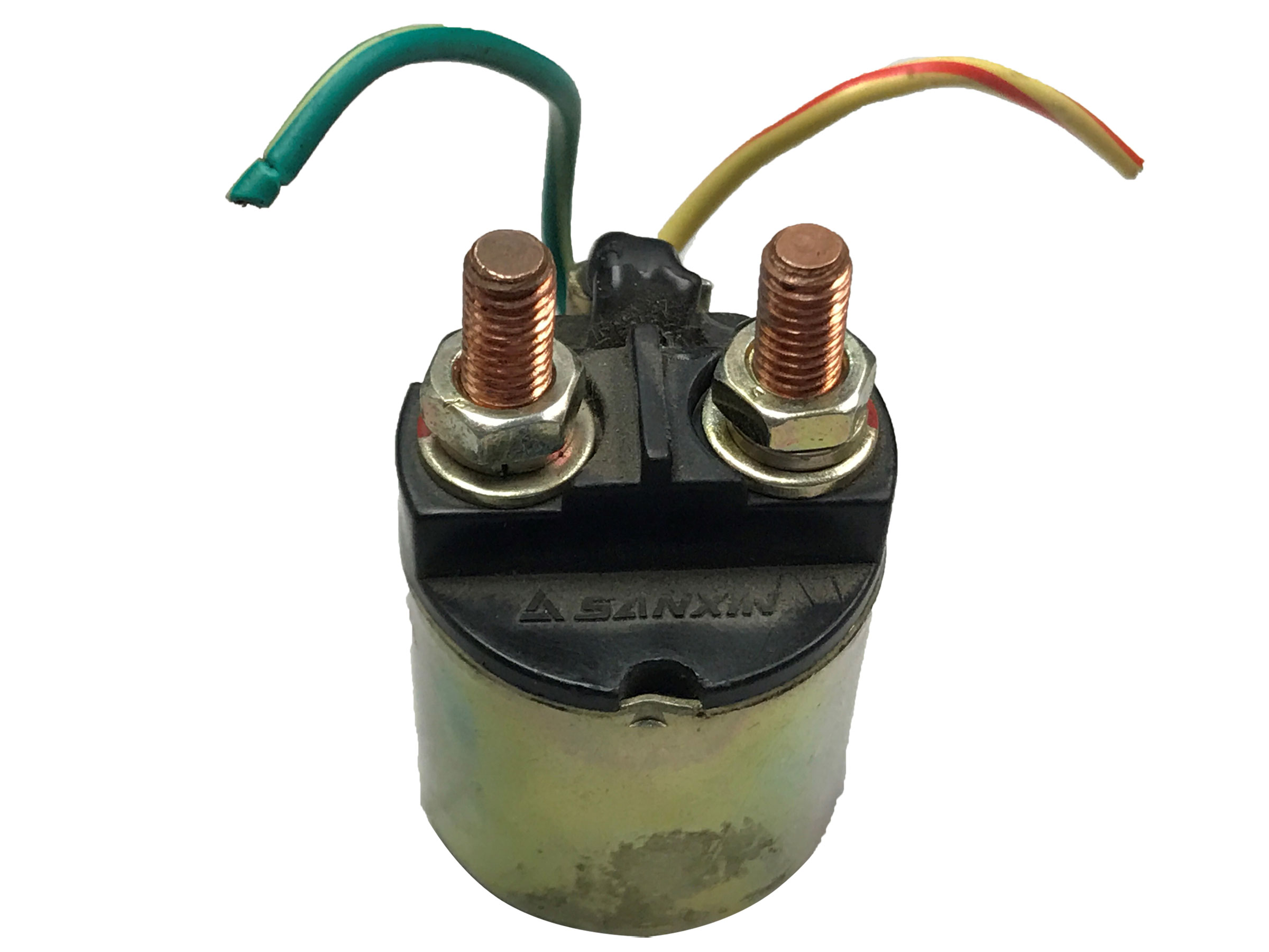 Starter Relay  Solenoid For Gy6  150cc Engine