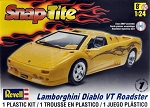 Lamborghini Diablo VT Roadster (1/24 Scale) SnapTite Car from Revell Models #851966
