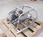 ---No Longer Available---Untested GY6 150cc Engine, Mounted (Short-Type) (Used)