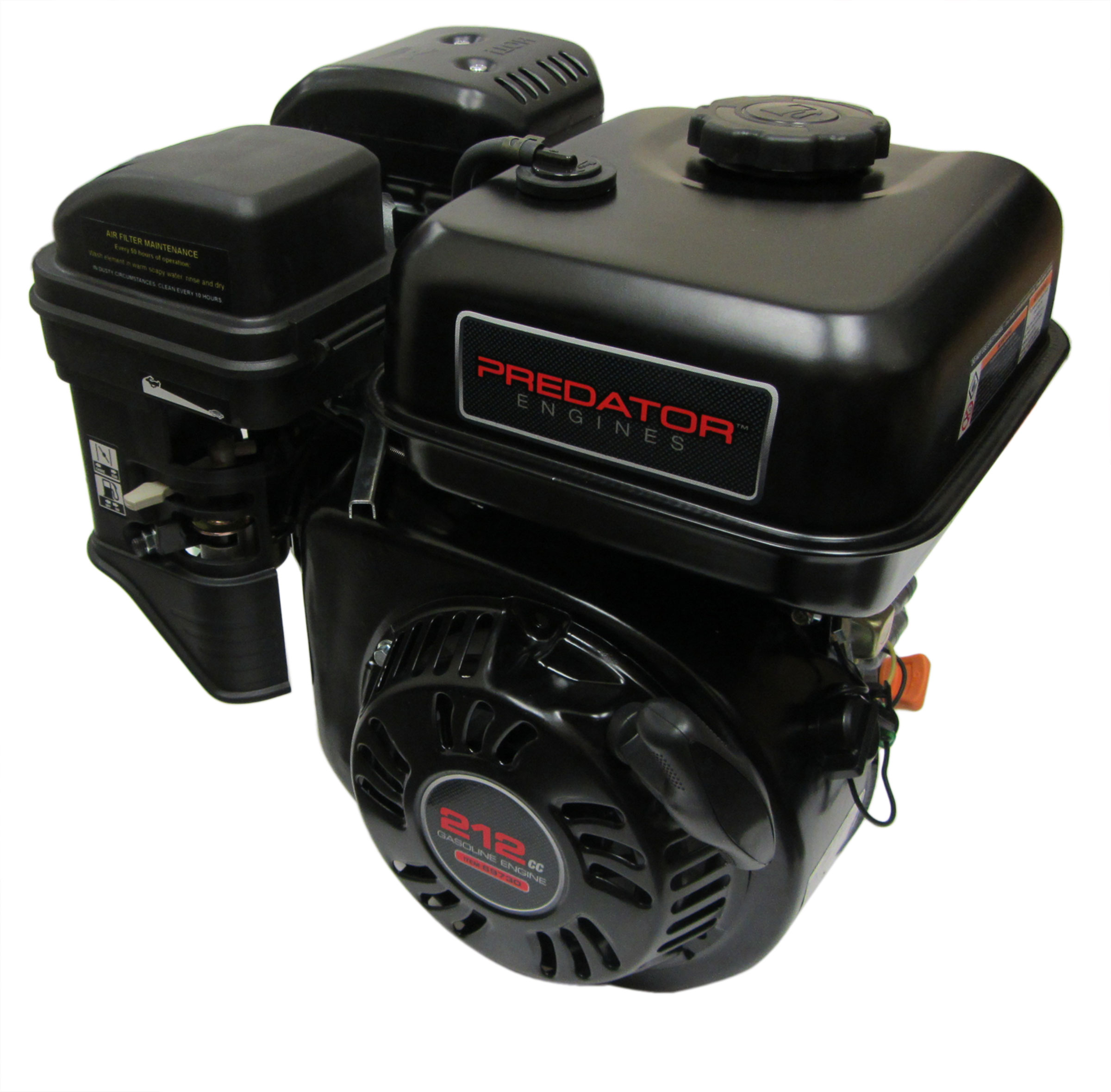 Harbor Freight 6.5 HP Engine