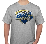2013 BMI Speedway Shirt - Gray (Youth)