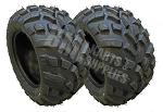 Set of 2: Carlisle AT489 All Terrain Tire (24x10.00-12)