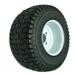 18 x 9.50-8 Turf Tire with Rim (4 on 4)