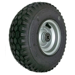 ---No Longer Available--- 4.10/3.50-5 Front Tire with Rim