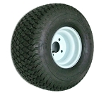 20 x 10-8 Super Turf Tire with Rim (4 on 4)