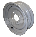 ---No Longer Available--- 10 x 3 Steel Rim (4 on 4 with .46
