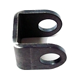 Shock Mounting Tab - 1/2