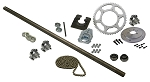 Drift Trike Axle Kit (#40 Chain)