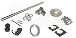 Drift Trike 1-1/4'' Tubular Axle Kit (#40 Chain)