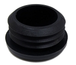 Universal Gym Equipment - Round End Plug  1-1/4