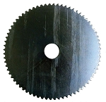Sprocket #35 72T (No Bolt Holes)