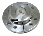 Multi-Patterned Aluminum Sprocket Hub (1