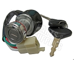 3-Wire Ignition Start Switch with Keys