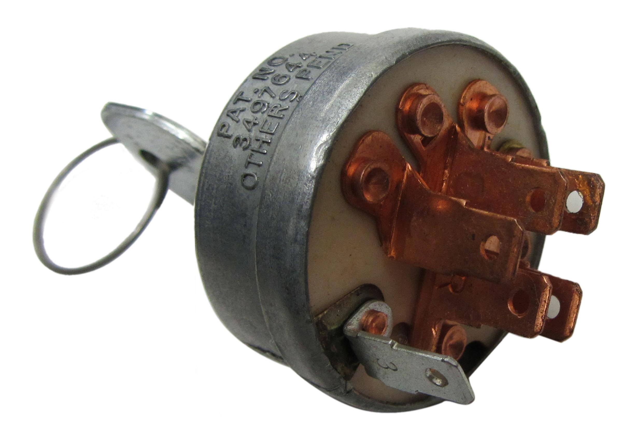 Ignition Switch  John Deere Am102544  Am319995