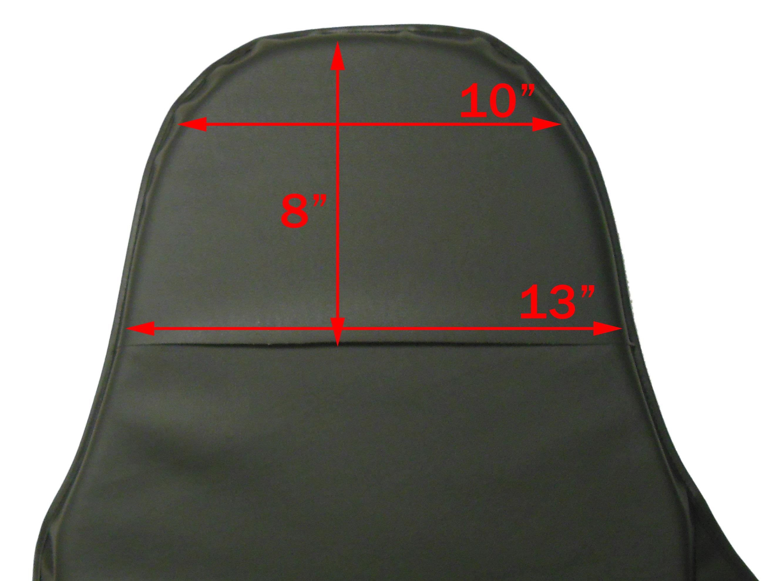 Seat Cushion 400540 Bmi Karts And Parts