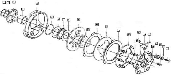 on Yerf Dog Go Kart Parts Diagram