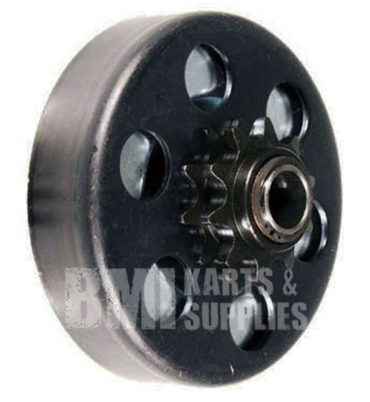 Max Torque Ss Clutch 41chain 10t With A 3 4 Bore For Go Kart