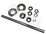 Jackshaft Kit for Mini-Bike or Go-Kart