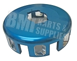Bully Aluminum Clutch Basket (2 disc)