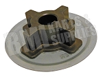 Hilliard Heat Treated Drive Hub with Guard & Retaing Ring