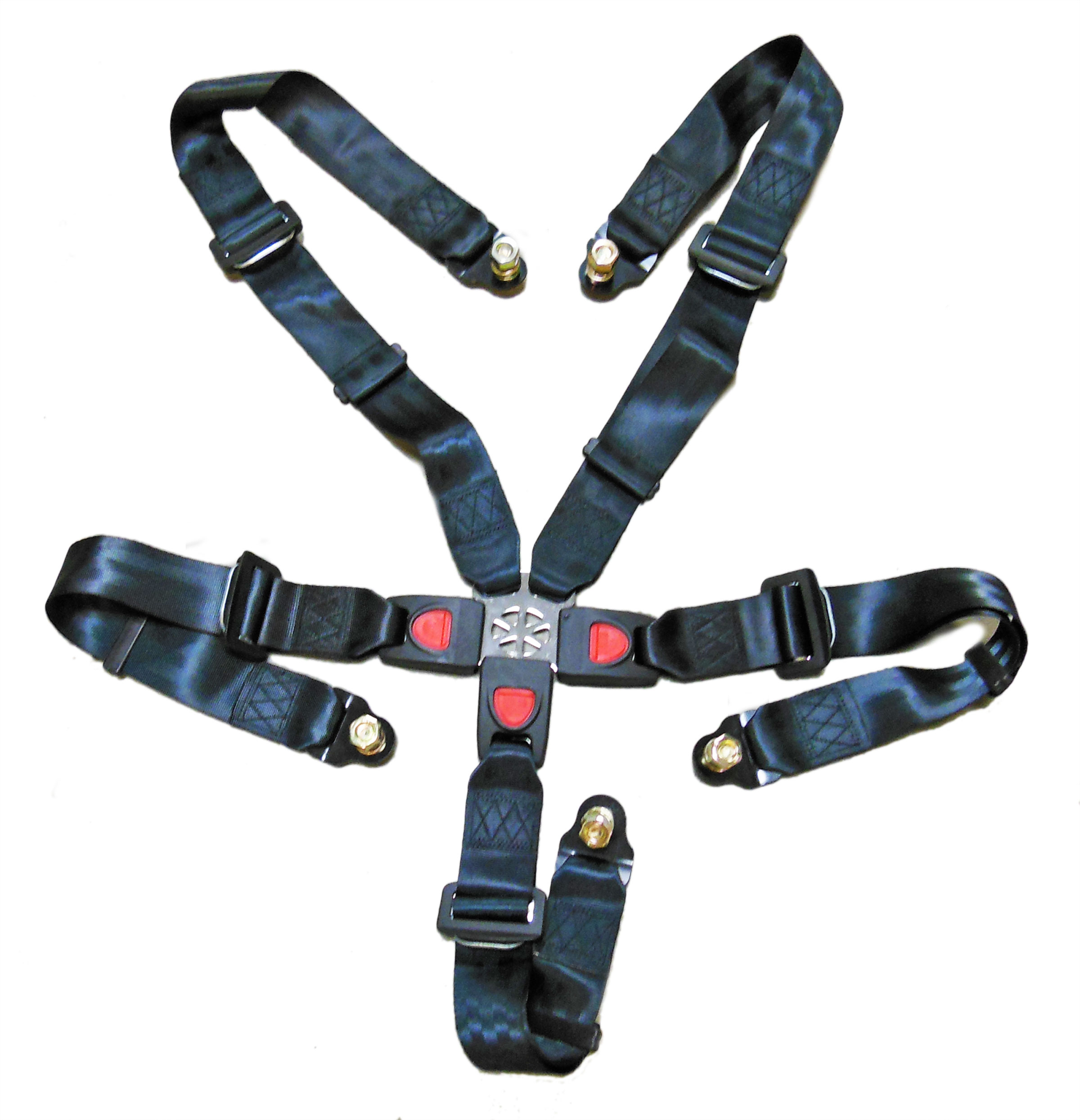 5 point seat belt shoulder harness 6 000 354 501116 bmi karts and motorocycle parts