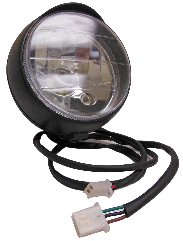 how to set up headlight beams