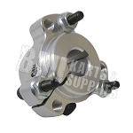 Lightened Aluminum Wheel Rear Hub (3/4
