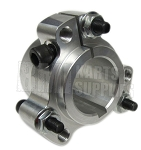 Lightened Aluminum Wheel Rear Hub (1
