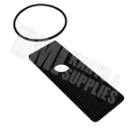 Aluminum Cap for MCP Billet Master Cylinder (Black)