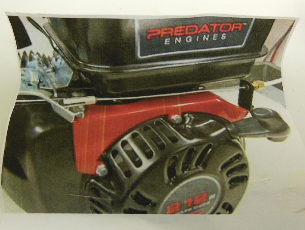 Go Kart Engine Predator Throttle
