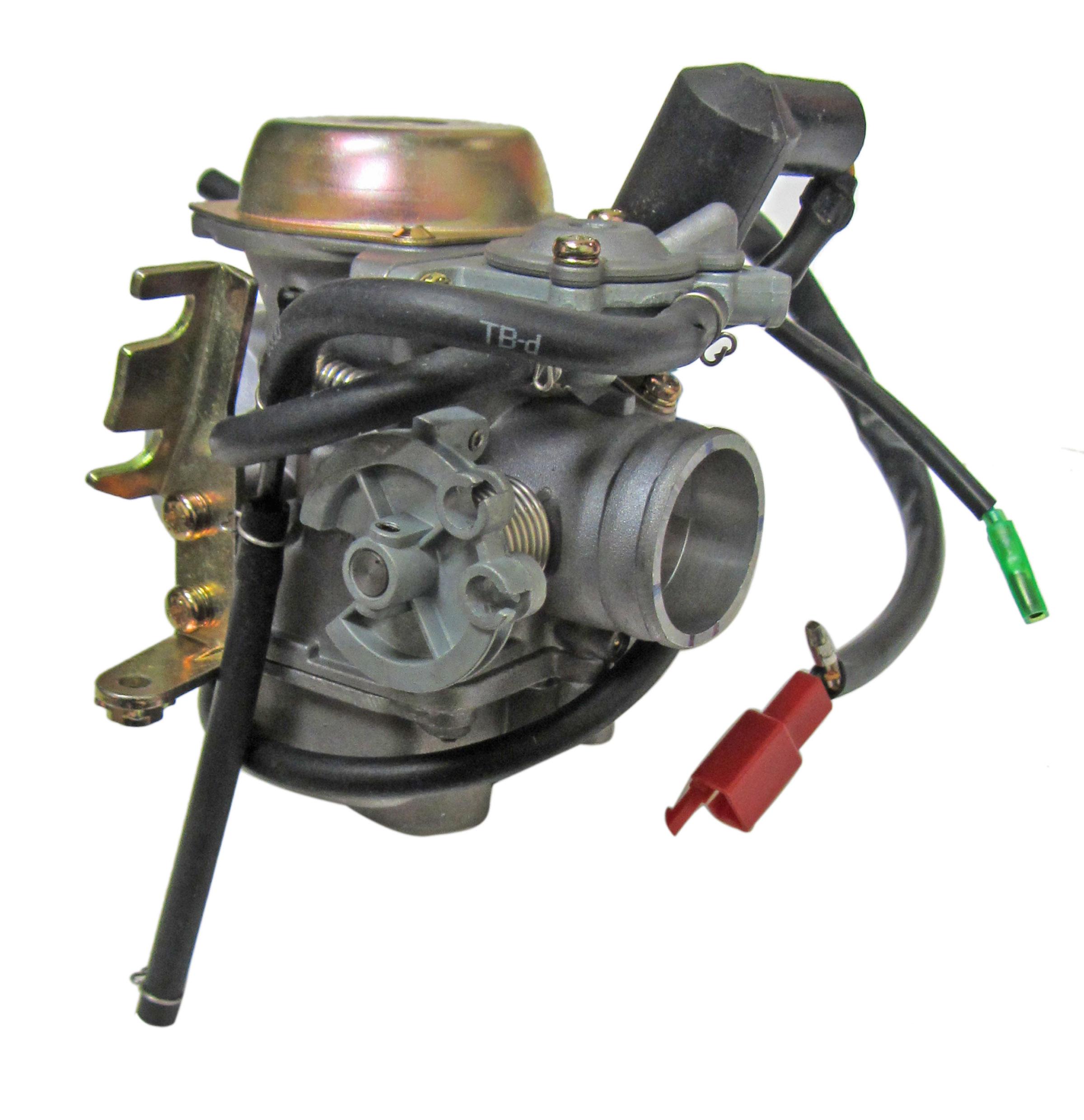 250cc Go Kart Carburetor for GY6 Engine | 640001 | BMI ...