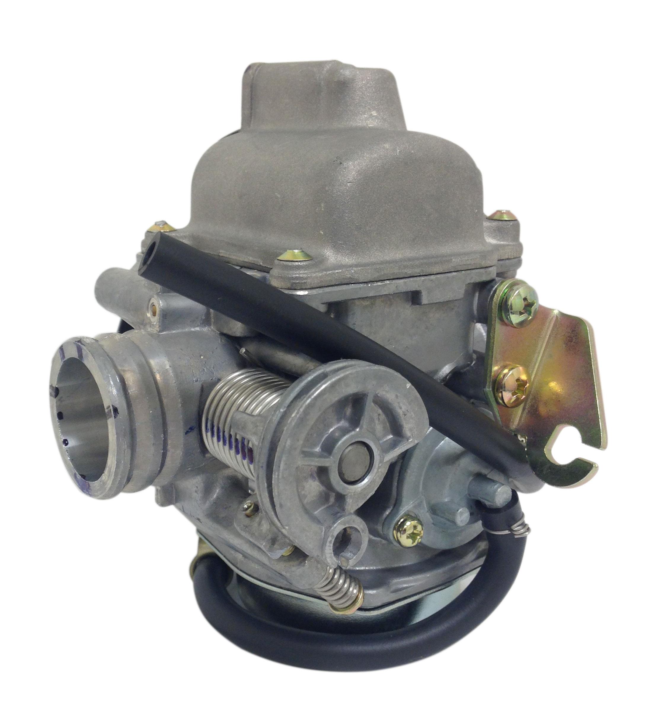150cc Carburetor For Gy6 Engine Manual Choke 640002