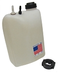 G-Man Plastic Fuel Tank - 3 Quart