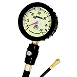 Longacre Tire Gauge - Glow in Dark