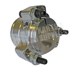 WMS Lightened Aluminum Rear Wheel Hub (1