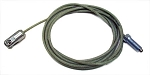 Heavy Metal Double Triceps Model 7903  Deluxe Cable - 118-3/4