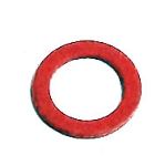 Carburetor Float Chamber Drain Screw Gasket for 6.5 HP Clone / GX 160 or GX200 Engine