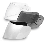 Replacement Shield for Vega Trak Karting Helmet - Adult