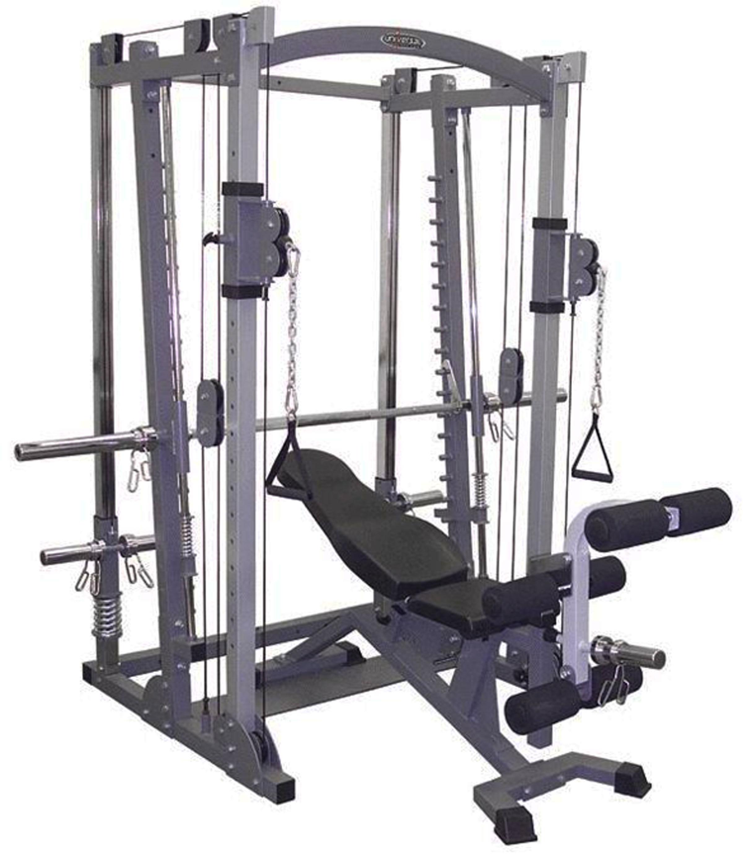 fitness universal machine