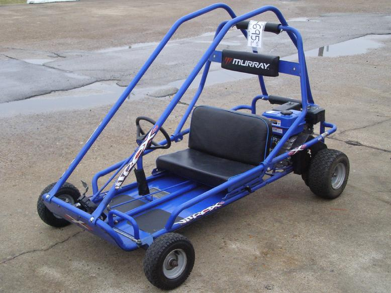 Murray Nitrox Go Kart Discontinued Murray Nitrox Bmi