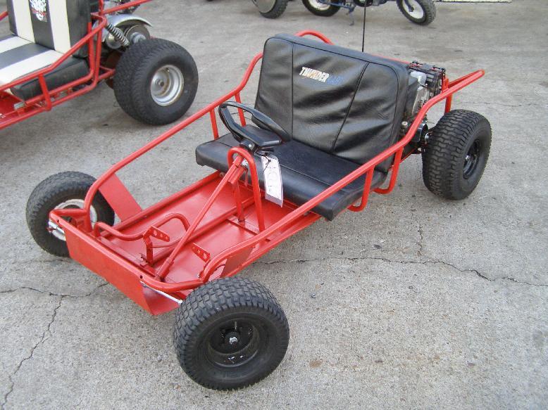 Thunder Karts Lookup Beforebuying